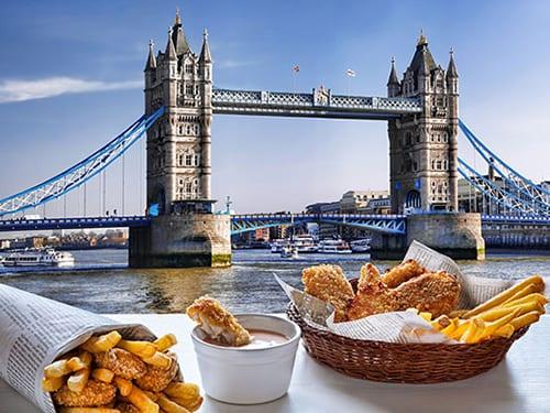 UK Generic Food