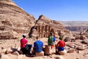 NickyWilliams-MonasteryatPetra-Jordan