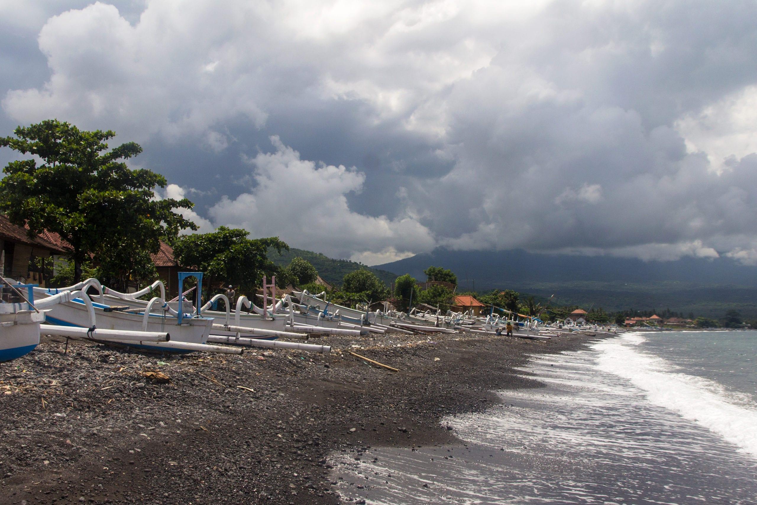 Amed Beach, Bali