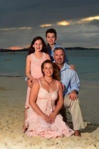 A photo shoot at Beaches Turks & Caicos