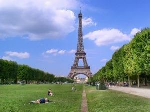 Paris aka The City of Lights   Photo: Pixabay