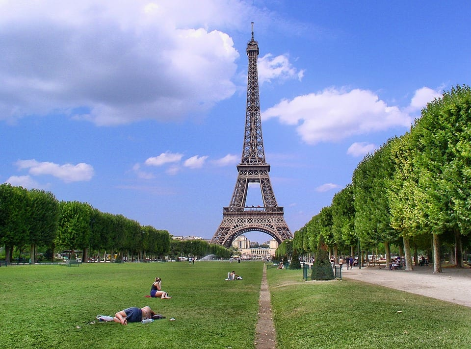 Paris aka The City of Lights | Photo: Pixabay