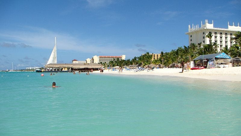 There are activities for everyone in Aruba!