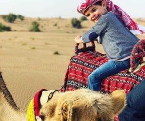 Kiki-Conomos-Dubai-camel-ride-1000