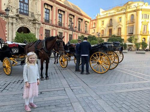 Girl-Sevilla-Spain