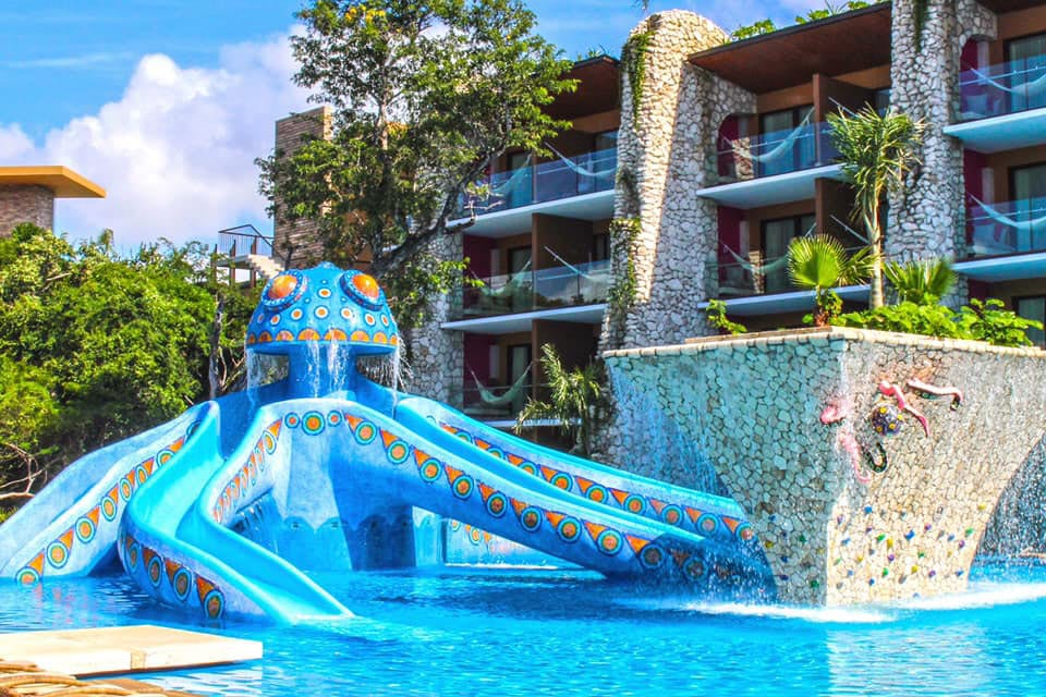 Plan Your Trip To Hotel Xcaret With Kids Families Love Travel