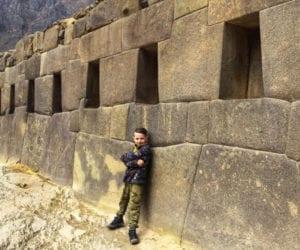 Boy in Peru
