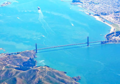 SF, California - Golden Gate Bridge